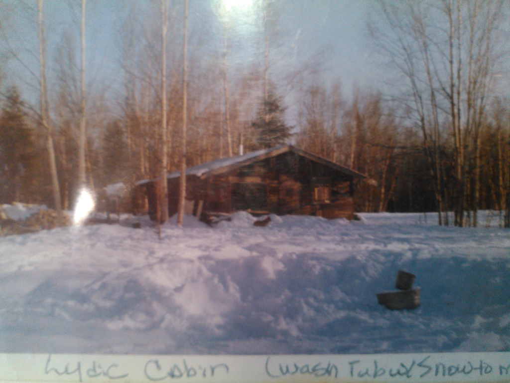 The Lydic cabin 1960 from the Lydic Collection